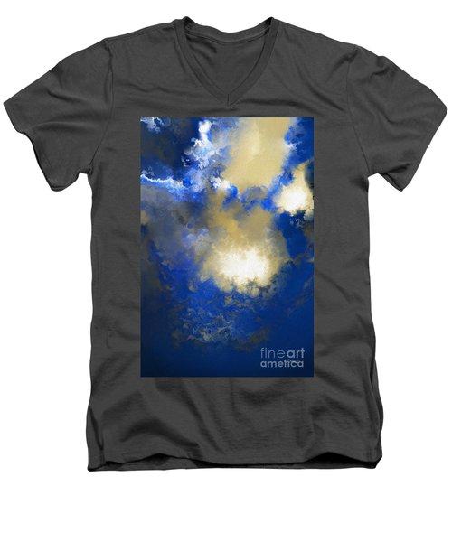 Psalm 23 4. You Comfort Me Men's V-Neck T-Shirt