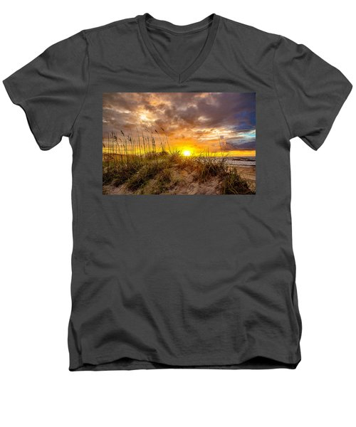 Rennaissance  Men's V-Neck T-Shirt