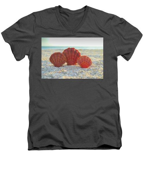 Restore The Soul Men's V-Neck T-Shirt