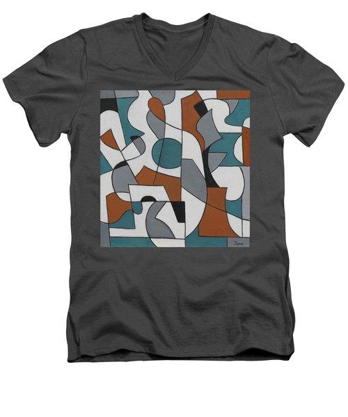 Roundabout Men's V-Neck T-Shirt