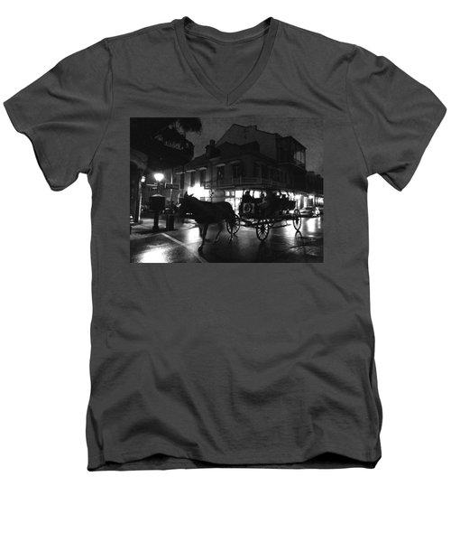 Royal Street Men's V-Neck T-Shirt
