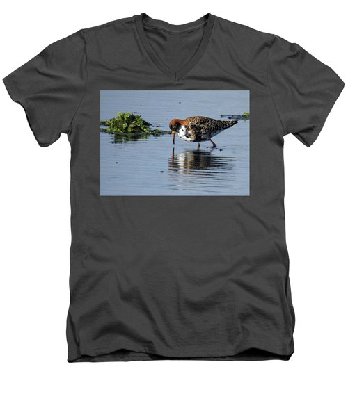 Ruff 40407 Men's V-Neck T-Shirt