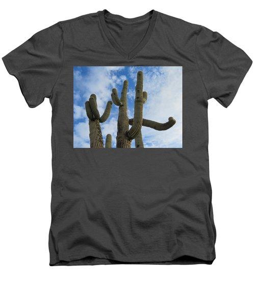 Saguaro Clique Men's V-Neck T-Shirt