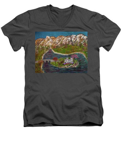 Scotland Men's V-Neck T-Shirt