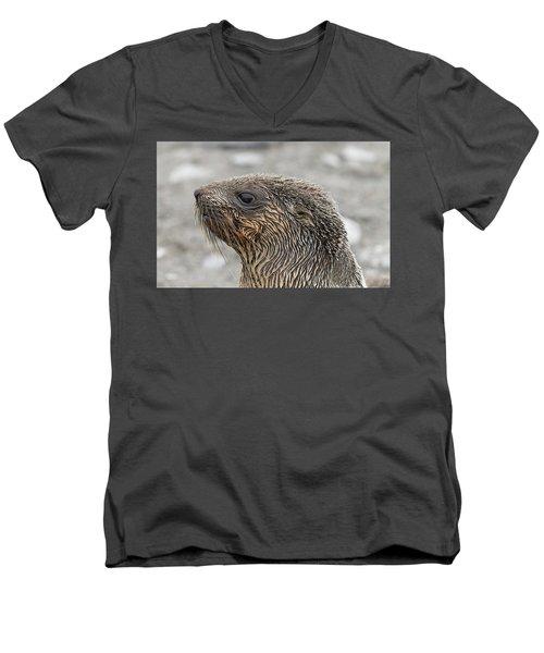 Seal Of Approval Men's V-Neck T-Shirt