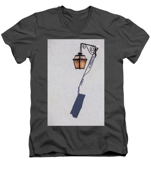 Shadow Lamp Men's V-Neck T-Shirt