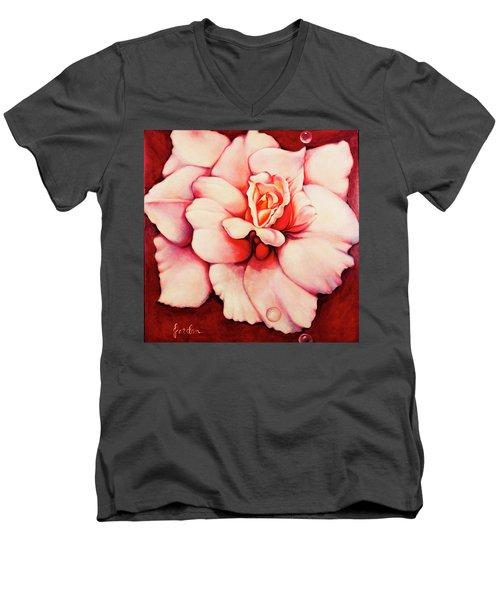 Sheer Bliss Men's V-Neck T-Shirt
