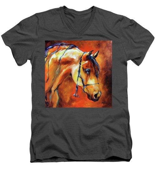 Showtime Arabian Men's V-Neck T-Shirt