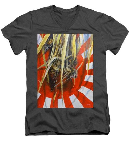 Sleep Men's V-Neck T-Shirt