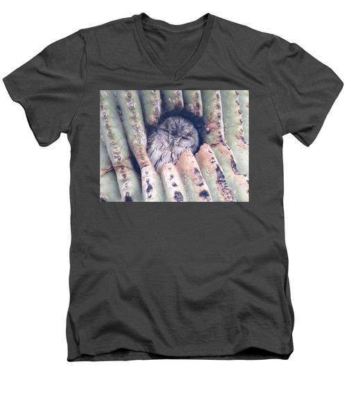 Sleepy Eye Men's V-Neck T-Shirt