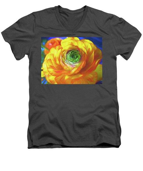 Soaking In Sunshine 7 Men's V-Neck T-Shirt