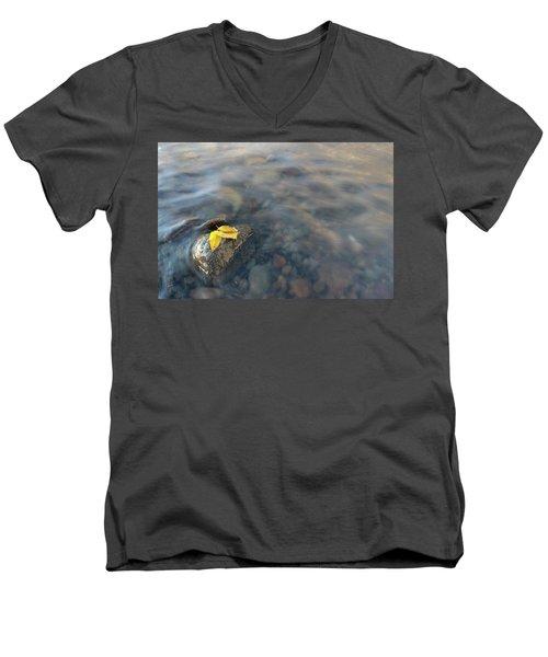 Softly Now Men's V-Neck T-Shirt
