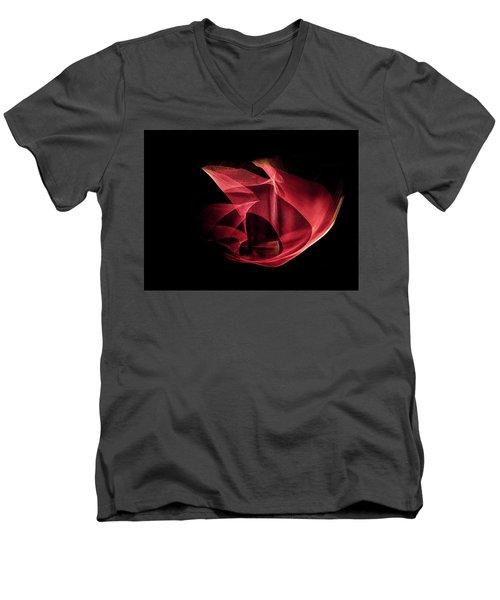 Something In The Sky Men's V-Neck T-Shirt