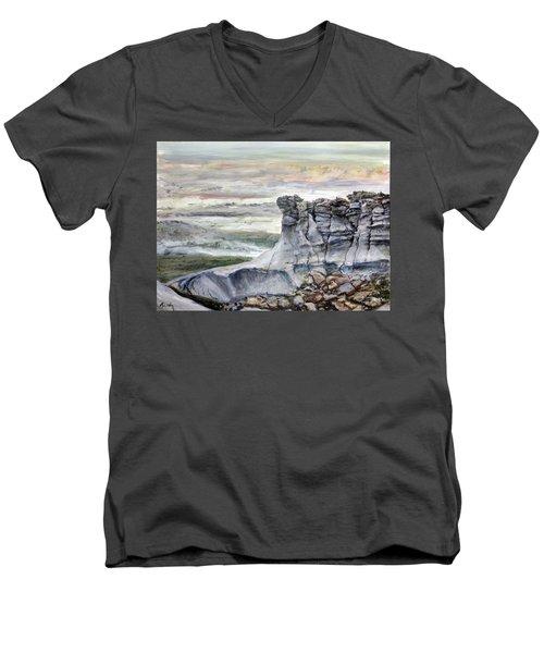Something New Men's V-Neck T-Shirt