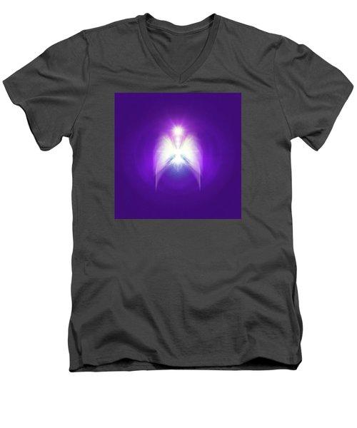 Soul Star Men's V-Neck T-Shirt