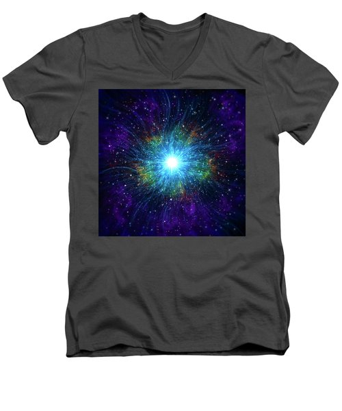 Source Men's V-Neck T-Shirt