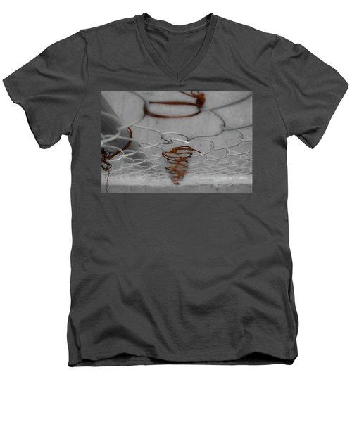 Splice Men's V-Neck T-Shirt
