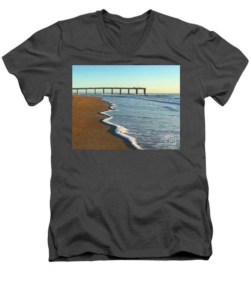 Spring Bliss Men's V-Neck T-Shirt