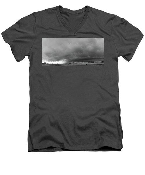 Storm Chasin In Nader Alley 009 Men's V-Neck T-Shirt