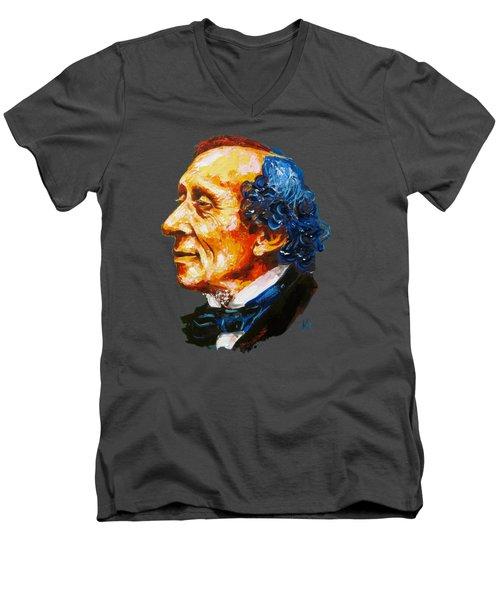 Storyteller Men's V-Neck T-Shirt