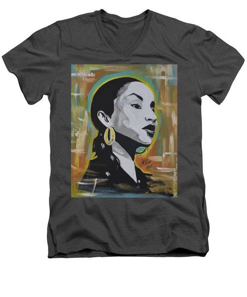 Sweet Sade Men's V-Neck T-Shirt