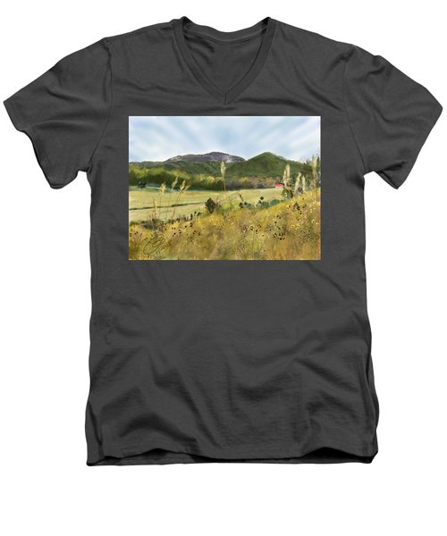 Table Rock From Sc-11 Men's V-Neck T-Shirt