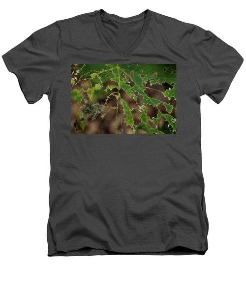 Tasty Tree Men's V-Neck T-Shirt