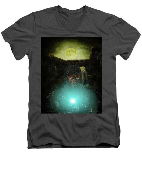 Templar Men's V-Neck T-Shirt