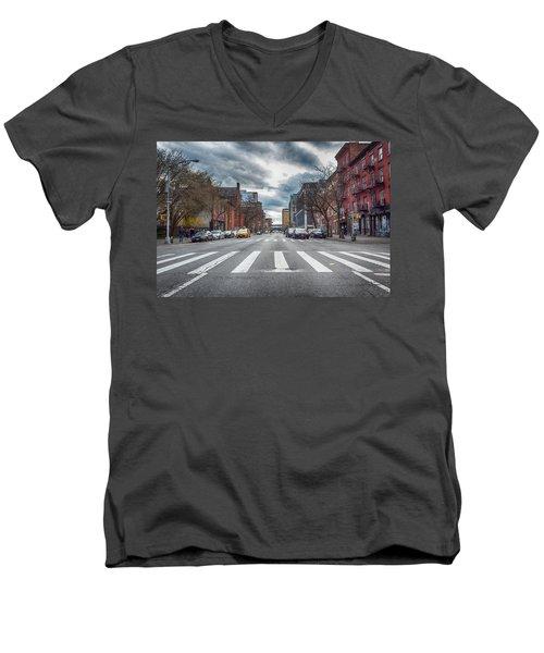 Tenth Avenue Freeze Out Men's V-Neck T-Shirt