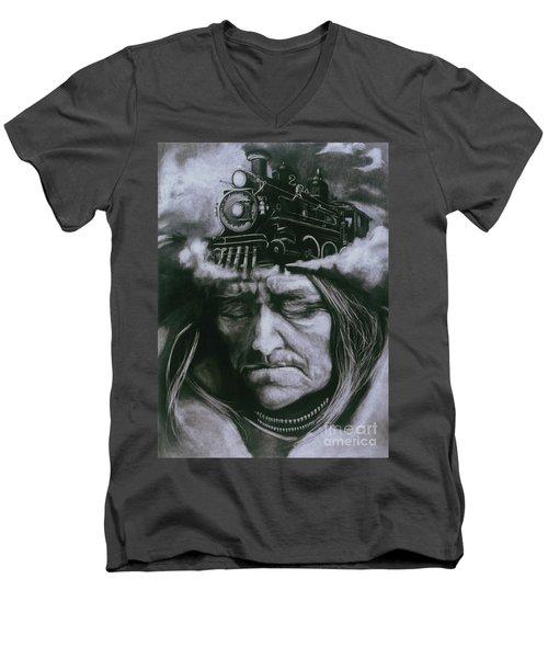 The Demise Men's V-Neck T-Shirt