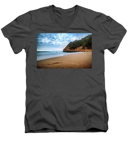 The Escape- Men's V-Neck T-Shirt