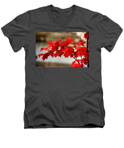 The Future. Men's V-Neck T-Shirt