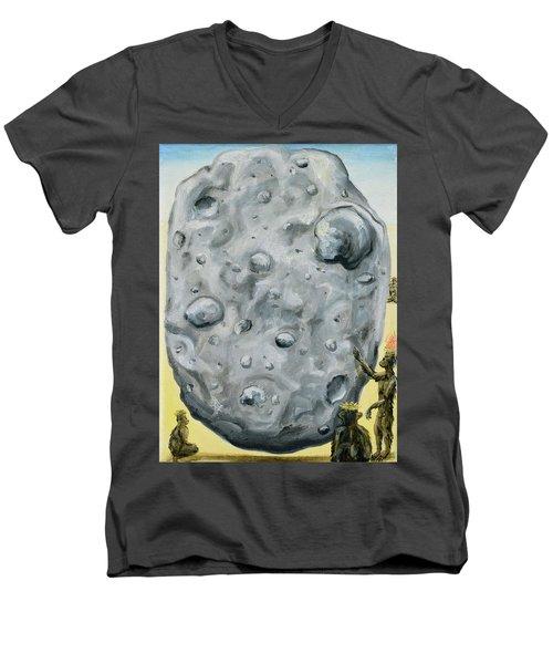 The Gift Of Fire Men's V-Neck T-Shirt