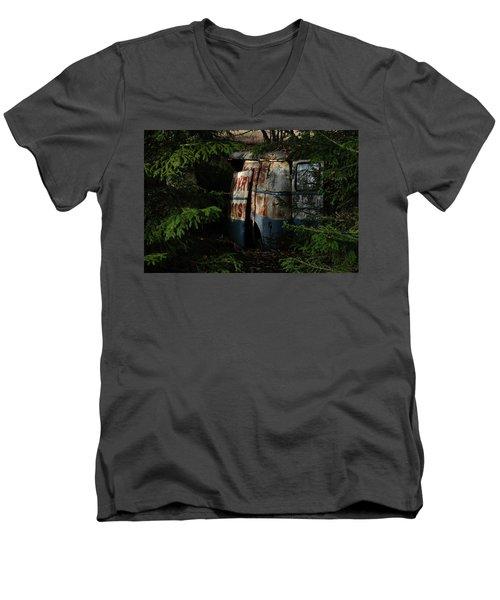 The Junk Yard Men's V-Neck T-Shirt