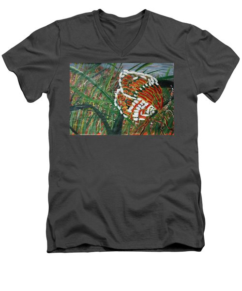 The Last One Men's V-Neck T-Shirt