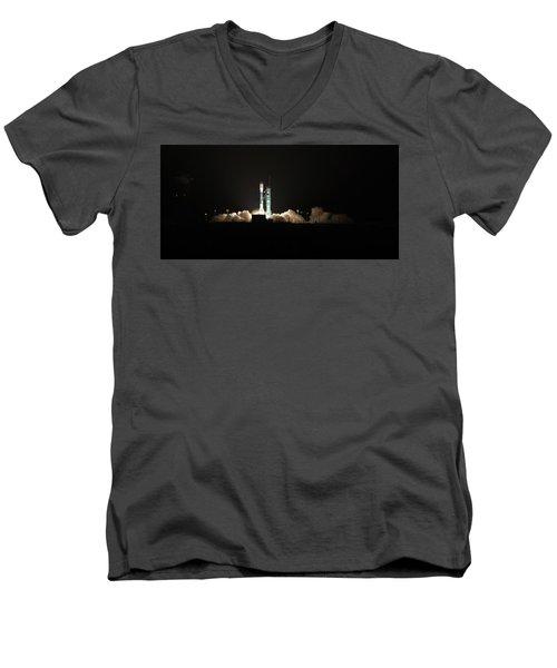 The Light Of A New Day Men's V-Neck T-Shirt