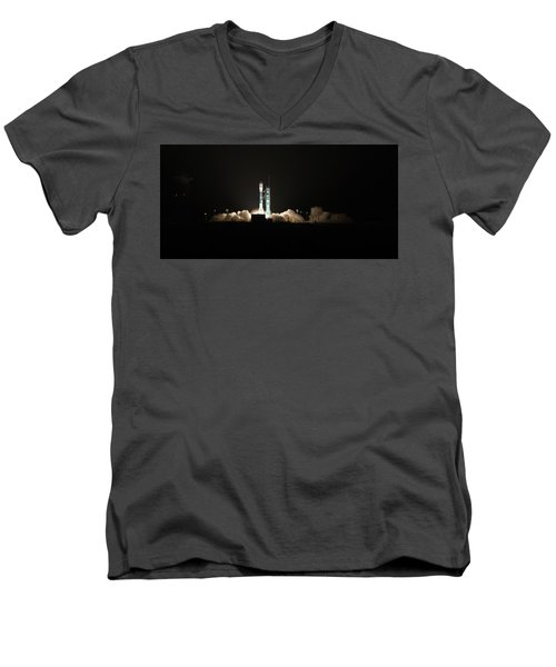 The Light Of A New Day Men's V-Neck T-Shirt