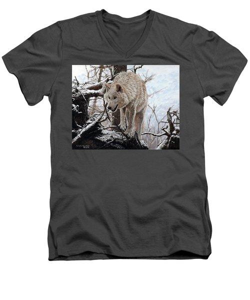 The Lookout Men's V-Neck T-Shirt