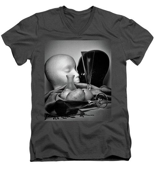 The Lovers Men's V-Neck T-Shirt