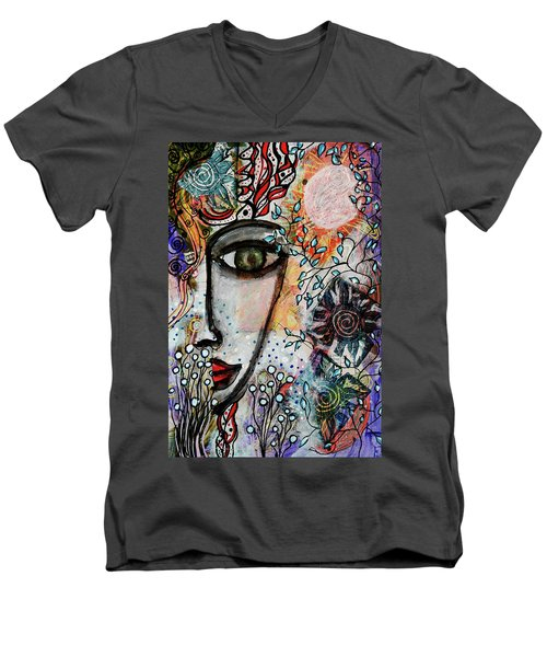 The Observer Men's V-Neck T-Shirt