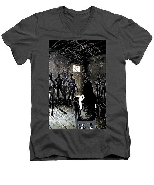 The Only One Men's V-Neck T-Shirt