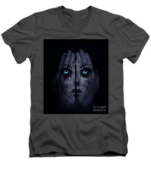 The Return Men's V-Neck T-Shirt