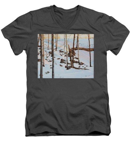 The Sentinels Men's V-Neck T-Shirt