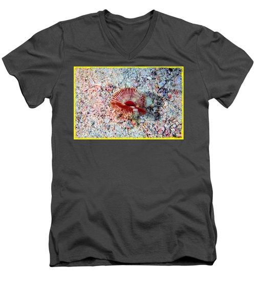 The Split-crown And The Rubble Men's V-Neck T-Shirt