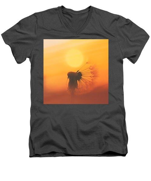 The Sun Men's V-Neck T-Shirt