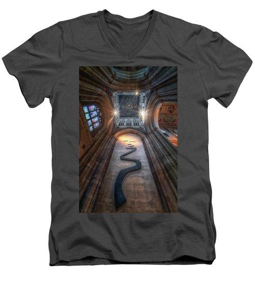 The Way Of Life II Men's V-Neck T-Shirt