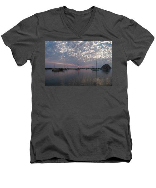 Tidelands Park Vista Men's V-Neck T-Shirt