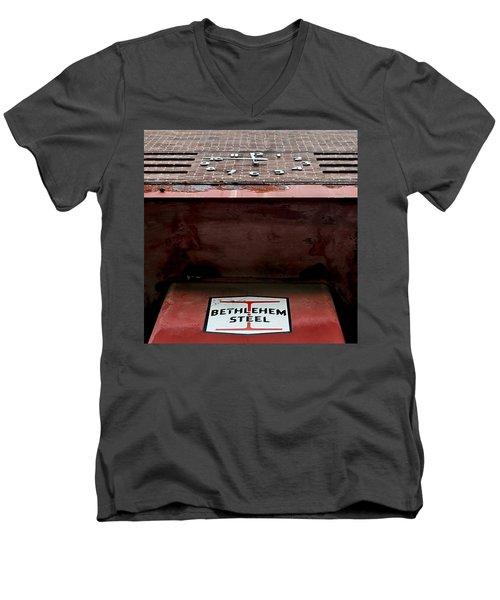 Timesover Men's V-Neck T-Shirt