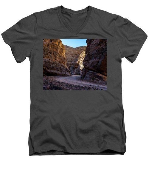 Titus Canyon I Men's V-Neck T-Shirt