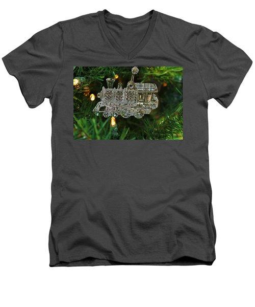 Train Men's V-Neck T-Shirt